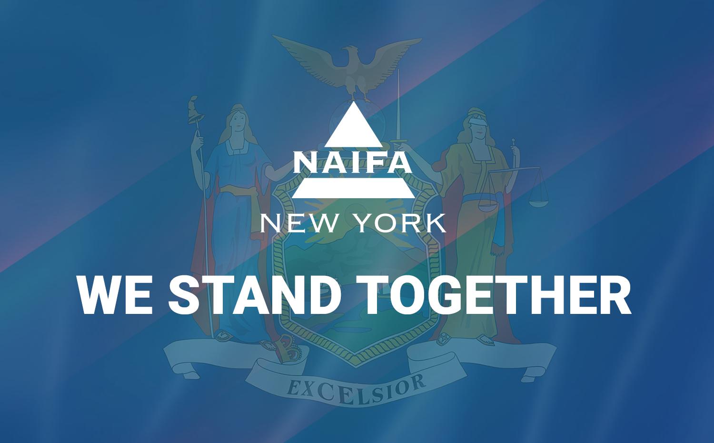 NAIFA-NJ Stands with NAIFA-NY